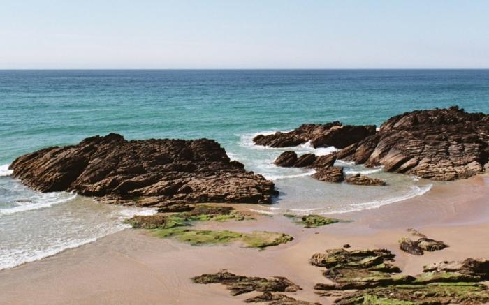 Praias de Marea