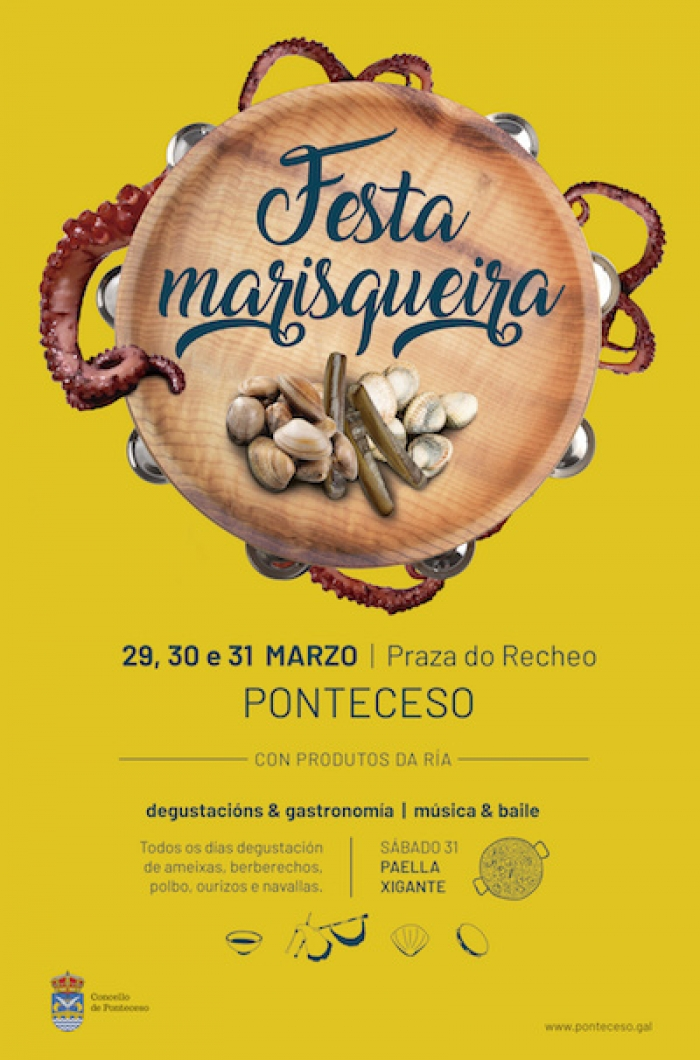 Ponteceso invents his own Saint Week with tradition, music and gastronomy.