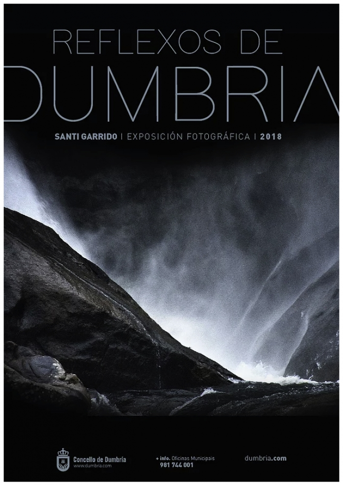 """REFLEXOS DE DUMBRÍA"", Presentation of the Photo Exhibition by Santi Garrido."