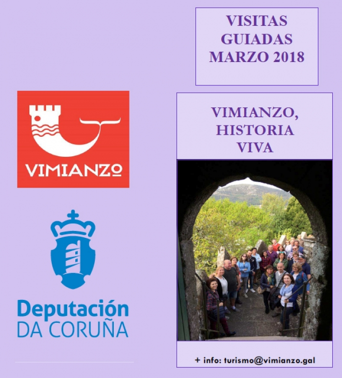Vimianzo shows an intensive programing of activities to enjoy of heritage during the Saint Week.