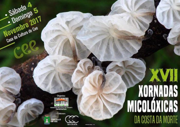 XVII Jornadas micológicas de #CostadaMorte